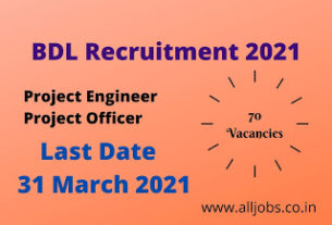 BDL-Recruitment