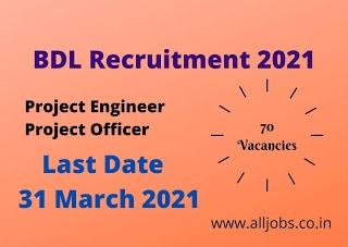 BDL-Recruitment