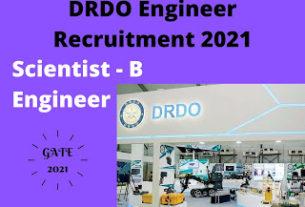 DRDO-Engineer-Recruitment