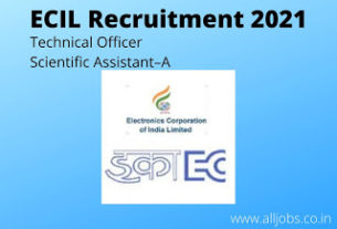 ecil-recruitment